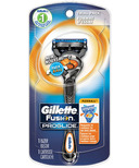 Gillette Fusion ProGlide Razor with FlexBall Handle Technology