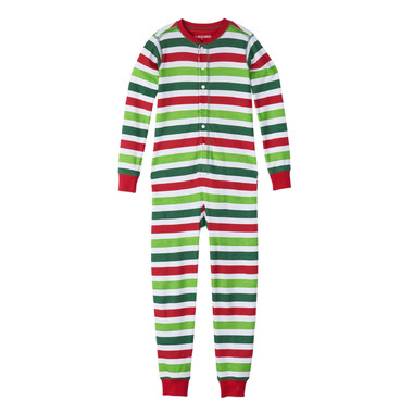 Hatley Kids Union Suit Holiday