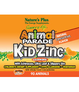 Nature's Plus Animal Parade KidZinc Lozenges