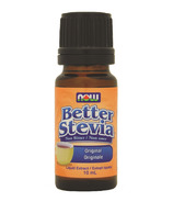 NOW Better Stevia Liquid Sweetener Original