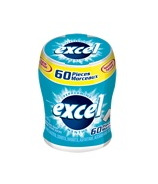 Excel Peppermint Sugar-Free Gum Bottle