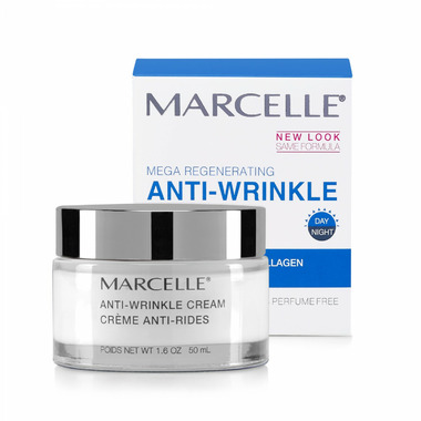 Marcelle Essentials Anti-Wrinkle Cream