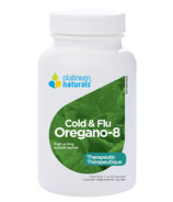 Platinum Naturals Oregano-8 Cold and Flu