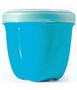 Preserve Mini Food Storage Container Aqua