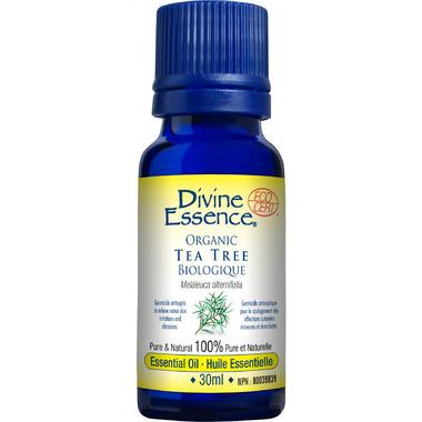Divine Essence Organic Tea Tree