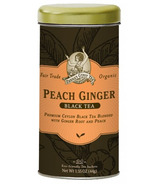 Zhena's Gypsy Tea Peach Ginger Black Tea