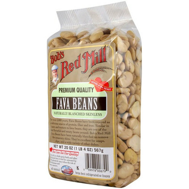 Bob\'s Red Mill Fava Beans