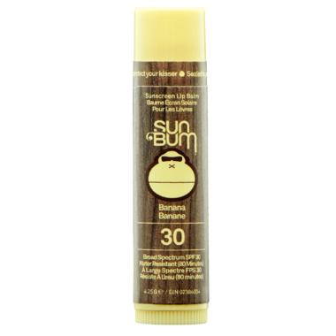 Sun Bum Sunscreen Lip Balm SPF 30 Banana
