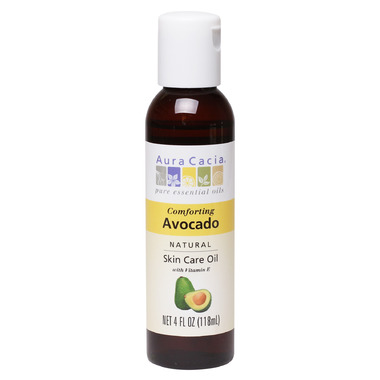 Aura Cacia Avocado Natural Skin Care Oil
