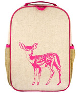 So Young Grade School Backpack Pink Fawn