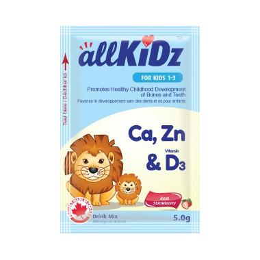 allKiDz Calcium, Zinc & Vitamin D3 Drink Mix