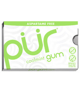 PUR Sugar-Free Gum Coolmint