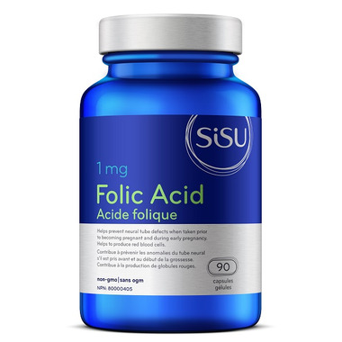 SISU Women\'s Folic Acid