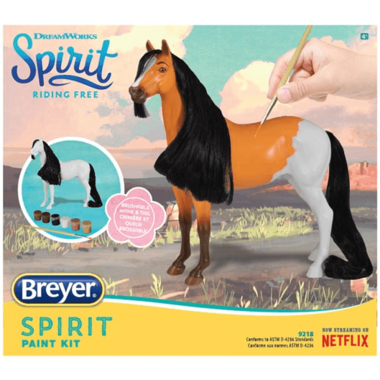 Breyer Horses Spirit Riding Free Spirit Paint Kit