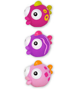Kushies Bath Squirters Swim to Shore Set