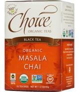 Choice Organic Teas Masala Chai