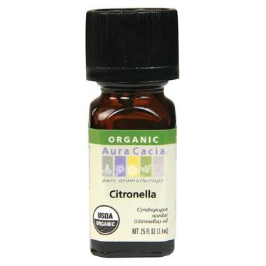 Aura Cacia Citronella Organic Essential Oil