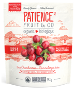 Patience & Co. Organic Dried Cranberries