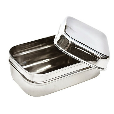 ECOlunchbox ECOlunchpod Stainless Steel Snack Container