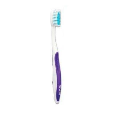 GUM Dome Trim Compact Head Toothbrush - Soft