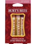 Burt's Bees Kissable Colour Cool Collection Lip Shimmer Gift Set