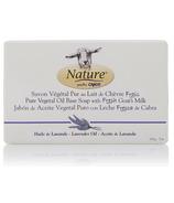 Nature by Canus Pure Vegetal Oil Base Soap Lavender Oil