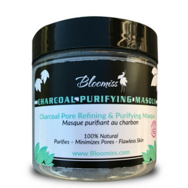 Bloomiss Charcoal Purifying Masque