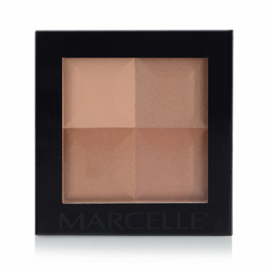 Marcelle Quad Bronzer Sunkissed