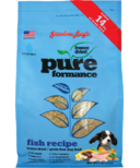Grandma Lucy's Pureformance Fish Freeze-Dried Grain-Free Dog Food