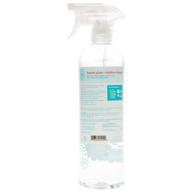 The Honest Company Honest Window + Glass Cleaner Free & Clear