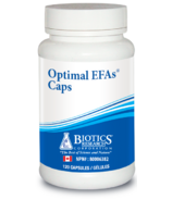 Biotics Research Optimal EFAs Capsules