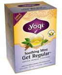 Yogi Tea Soothing Mint Get Regular