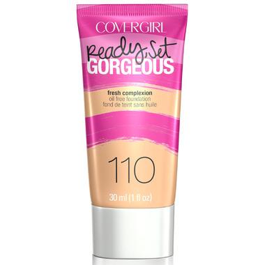 CoverGirl Ready, Set Gorgeous Liquid Makeup 110