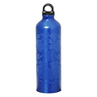 Gaiam Medallion Aluminum Screw Top Water Bottle