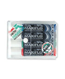 Pentel Whiteboard Maxi-Flo Chisel Point Markers