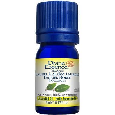 Divine Essence Laurel Leaf Organic Essential Oil
