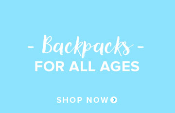 Backpacks for All Ages