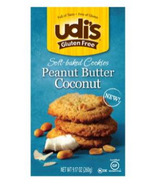 udi's Gluten Free Peanut Butter Coconut Cookies