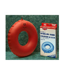 AMG 18 Inch Inflatible Rubber Invalid Ring