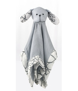 aden + anais Silky Soft Bamboo Musy Mate Lovey Puppy - Moonlight