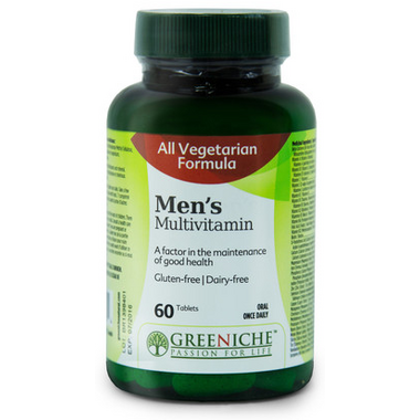 Greeniche Men\'s Multivitamin