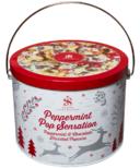 Saxon Chocolates Peppermint Pop Sensation Pail