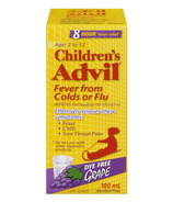 Children's Advil Fever from Colds or Flu Suspension