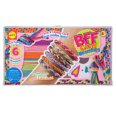 Alex BFF Cord Bracelets