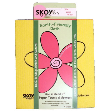 Skoy Earth-Friendly Cloths