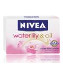 Nivea Water Lily & Oil Creme Soap