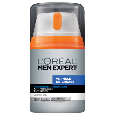 L\'Oreal Paris Men Expert Wrinkle De-Crease Anti-Wrinkle Moisturizer