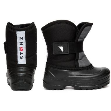 Stonz The Scout Bootz Grey & Black