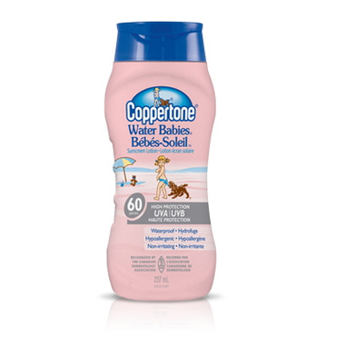 Buy Coppertone Water Babies Sunscreen Lotion at Well.ca ...
