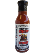 Crazy Mooskies Spicy Gourmet Ketchup